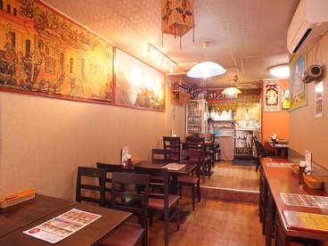 インド・ネパールレストラン&バー ケンタの雰囲気1