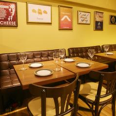 チーズスクエア CHEESE SQUARE 池袋東口店の雰囲気1