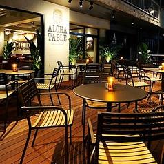 アロハテーブル ALOHA TABLE Forest 代官山のコース写真