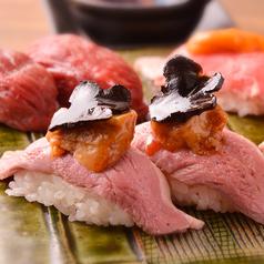 上野肉寿司の特集写真
