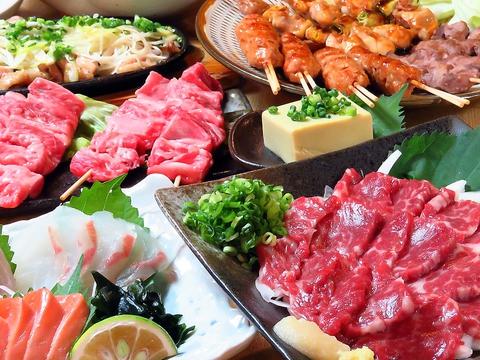 各種宴会にぴったり!飲み放題付き楽味宴会コースは3000円~ご用意★