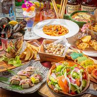 【居酒屋バル】フレンチシェフが手掛ける多国籍料理