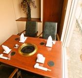 個室からは堀川沿いの石畳がご覧頂けます…接待などに。
