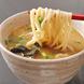店主が精魂込めて日夜作りつづける特製スープ