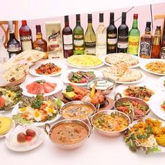 インドレストラン ムナの写真