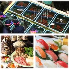 沼津港かねはち 新静岡セノバ店の写真