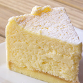 料理メニュー写真はんじゅくチーズケーキ