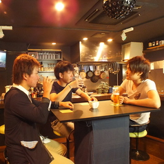 がじゅまる Food Bar Pistachio ピスタチオの雰囲気1