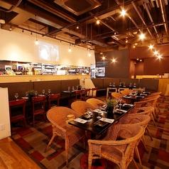 Cafe&dining レストラン チェルシーセブン Chelse7 河原町三条の雰囲気1