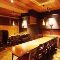半個室の空間で宴会♪【町田 居酒屋 個室】