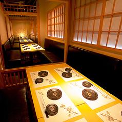 個室居酒屋 卯之屋 赤坂見附店の雰囲気1