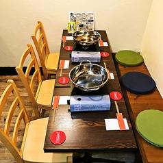 鍋 麺 丼屋 選 せんの雰囲気1
