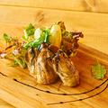 料理メニュー写真牡蠣のスモーク