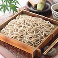利久名物 日本蕎麦はのどごしが最高!!長野から仕入れております。