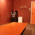 16名様までご利用可能な、お座敷個室・カラオケルームです。※個室カラオケルームご使用は、室料3000円いただいております。※宴会コースご予約なら、室料無料です。
