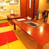 アットホームな空間でママの手造り韓国料理♪