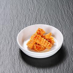料理メニュー写真プリプリ牛ホルモン(味噌・塩)/牛ギアラ(味噌・塩)/牛ハチノス/やわらか豚ホルモン