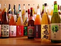 約70種の梅酒が飲み放題☆