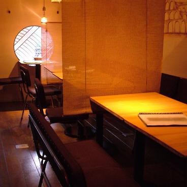 トスカーナの食卓の雰囲気1