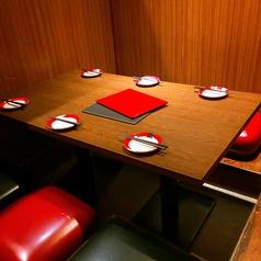 食べ飲み放題個室居酒屋 にく蔵の雰囲気1