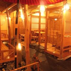 蟹風船 山下公園店の雰囲気3