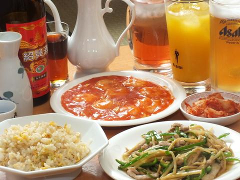 中国料理 香港楼