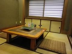 個室のお席も多く、様々な利用シーンにご利用頂けます