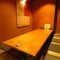 最大22名様まで収容可能な完全個室です