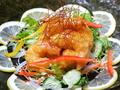 料理メニュー写真エビの上海マヨネーズ