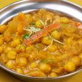 料理メニュー写真チャナマサラ