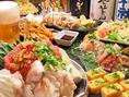 冬の一番人気の明太もつ鍋