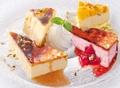 料理メニュー写真花畑カタラーナプレート