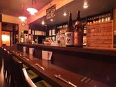 居酒屋 shino 黒猫&Darts 酒と肴の雰囲気2