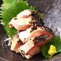 料理メニュー写真本日のおすすめ旬魚介お造り