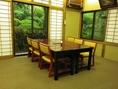 広々とした個室でのんびりお食事ができます