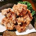 料理メニュー写真薩摩地鶏のから揚げ
