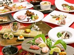 寿司馬刺 憲五百 けんごひゃくのコース写真