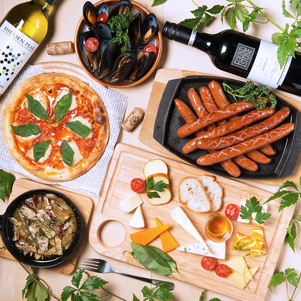 シカゴピザとチーズフォンデュ食べ放題 名古屋チーズキッチン 名駅店|店舗イメージ8