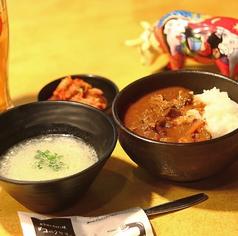 赤身肉とホルモン焼き コニクヤマのおすすめランチ1