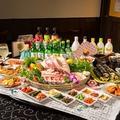 料理メニュー写真【店内】サムギョプサル90分食べ放題&飲み放題