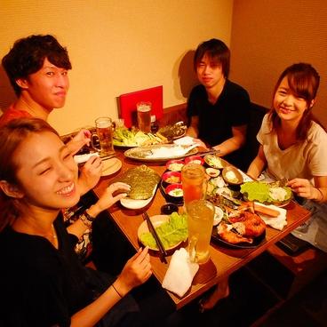 ちゃい九炉 東京八重洲店の雰囲気1
