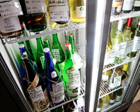 食材、日本酒は滋賀県産メインに使用してます◎