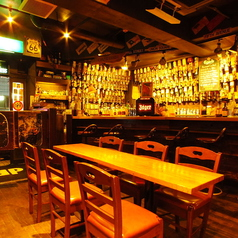 One Shot Bar Kiss dB キス ディービー 松戸店の雰囲気1