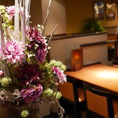 花様 かよう ka-you 京橋京阪モール 野菜割烹の自然派和食店の雰囲気1