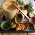料理メニュー写真九州の贅沢とろろ豆腐