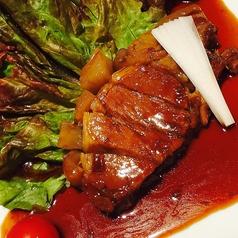 美鮮豚の角煮