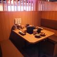 団体様の人数のご相談はお気軽にスタッフまで★清潔感ある明るい雰囲気の店内♪プライベート感覚でくつろげます。神戸三宮エリアでしゃぶしゃぶ食べ放題宴会は温野菜におまかせ!飲み放題もあるので歓迎会・送別会・二次会など各種飲み会にもバッチリです!