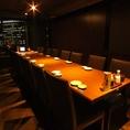 夜景の見える宴会個室