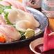 ◆うまさの秘訣は仕入れに有。新鮮な食材を贅沢に!