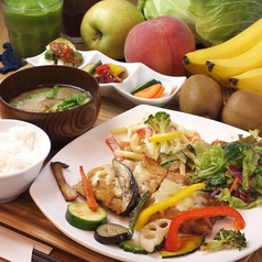 vegetable&cafe やおまんキッチンの写真